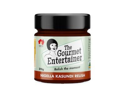 Nigella Kasundi Relish No Added Sugar