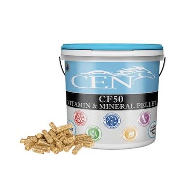 CEN CF50 Vitamin & Mineral Pellet for Horses 7kg