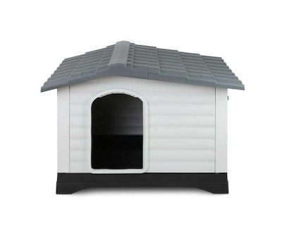 House of Pets Delight Pet Extra Extra Large Kennel - Grey
