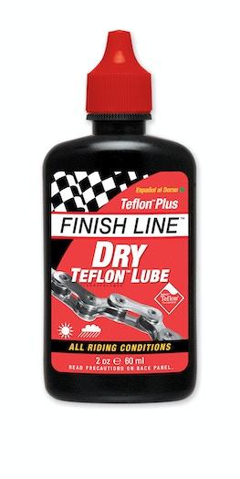 DRY LUBE (TEFLON +) 2oz DG12, Chain Lubricants