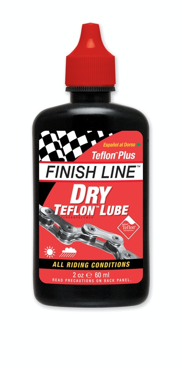 DRY LUBE (TEFLON +) 2oz DG12, Chain Lubricants