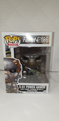 X-01 power armour Pop vinyl from fallout 4