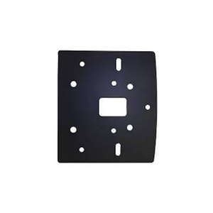 Lockwood 001 Touch Keyless Digital Deadlatch 3mm thick packing plate ONLY in black finish