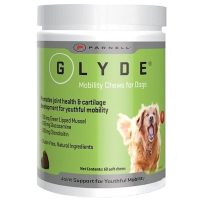 Glyde Mobility Chews Dogs Joint Health Support - 2 Sizes