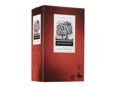 Winesmiths Classic Dry Red Cask 2L
