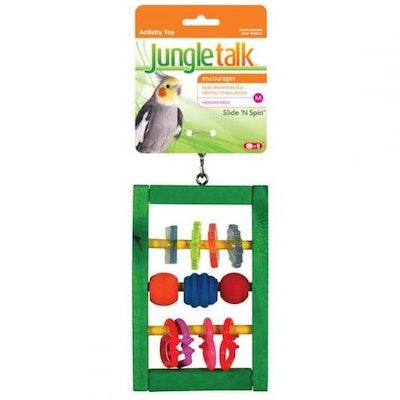Jungle Talk Jungletalk Slide n' Spin