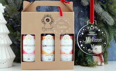 Ginfusion Trio Gift Pack