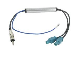 Stinger Australia Amplified Dual FAKRA Antenna Adaptor
