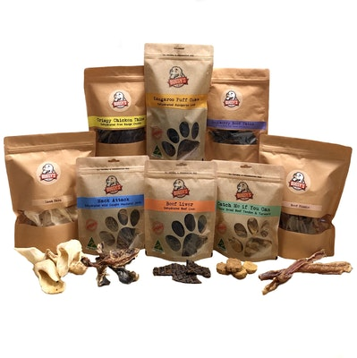 Bugsy Pet Supplies VARIETY PACKS | PUPPY Welcome Pack