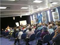 Industry seminars share camping knowhow with big audiences