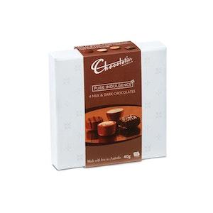 Chocolatier Milk & Dark Treat Box