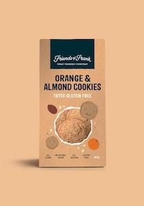Friends of Frank Orange & Almond Cookies - 160g