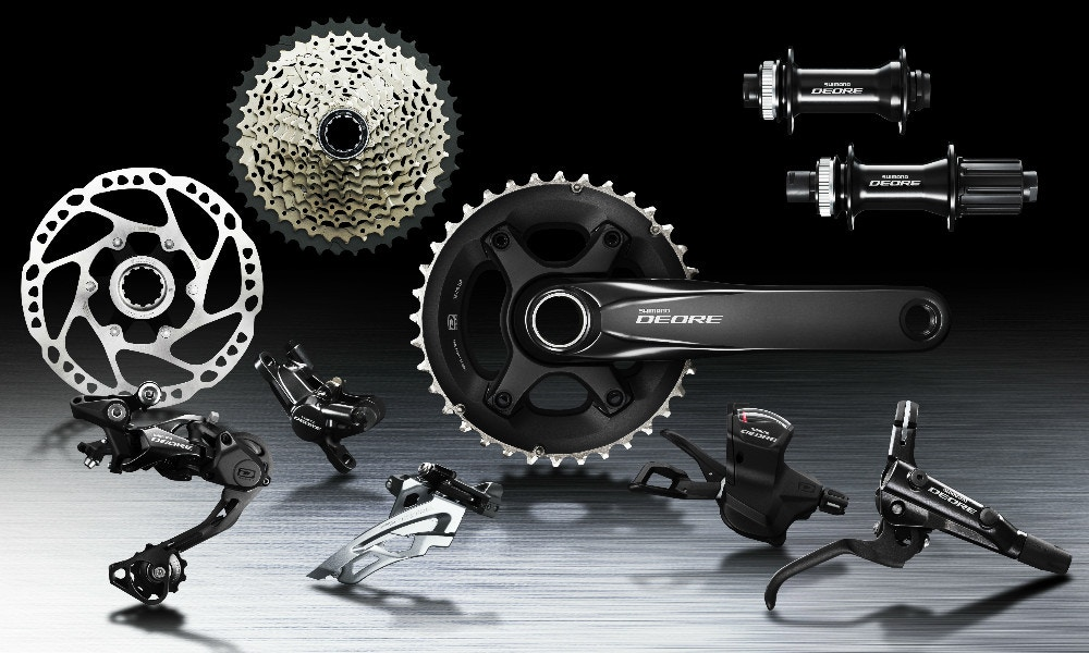 New Shimano Deore M6000, Alivio, Acera and Altus: Ten Things to Know