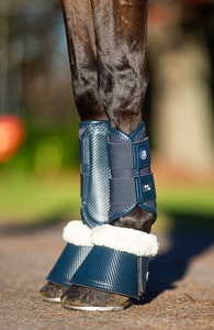 Bare Equestrian Airflow Carbon Brushing Boots