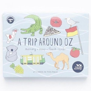 two little ducklings - A Trip Around OZ Snap & Memory Game