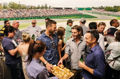 Your Guide To Choosing The Ultimate Formula 1 2018 Rolex Australian Grand Prix Corporate Experience