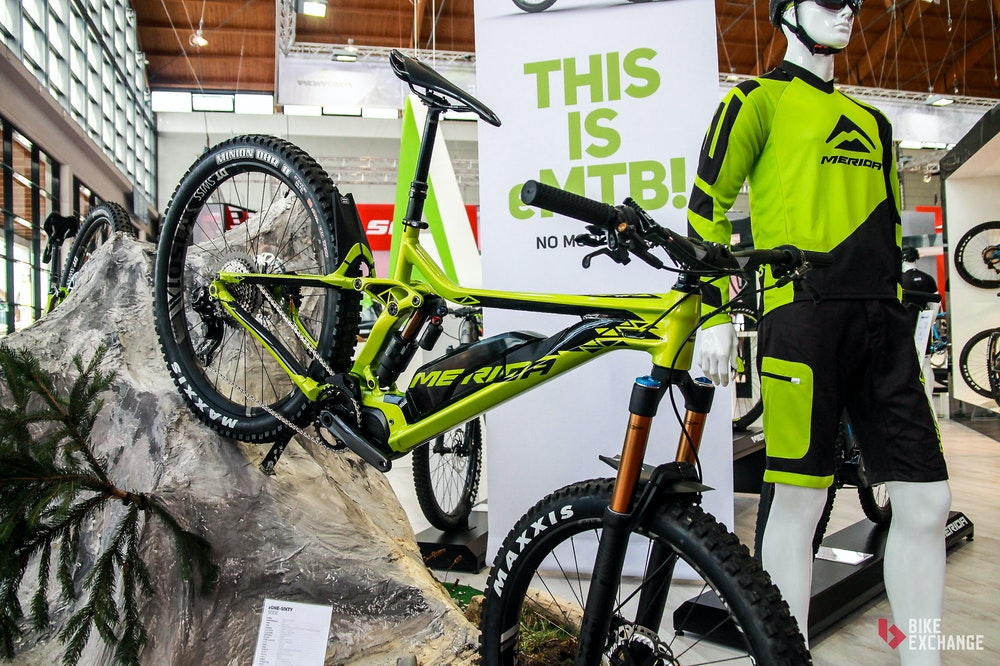 merida e one sixty 2017 eurobike2016