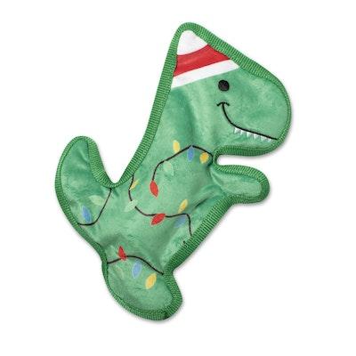 Fringe Studio Christmas Rex Dog Toy