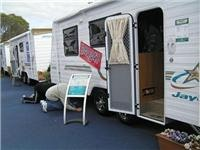 Jayco Starcrafts got attention Melbourne Leisurefest Sandown