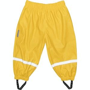 Silly Billyz Yellow Waterproof Pants