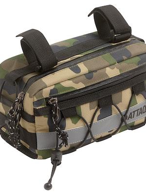 Attaquer Adventure Handlebar Bag Square - Camo