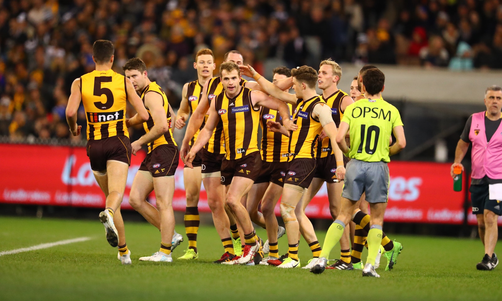 AFL Season 2018; Hawthorn Football Club Hospitality