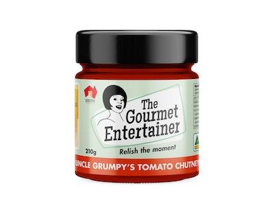 Uncle Grumpy's Tomato Chutney