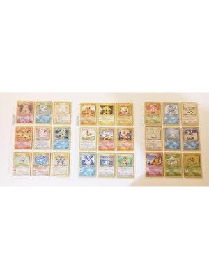 Pokemon TCG Base Set Complete 102/102 1999