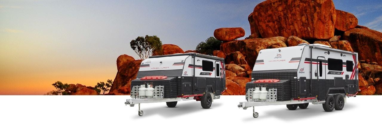 Adventurer Pop Top & Caravan