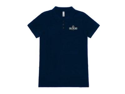 Breeze Women's Navy Polo Shirt