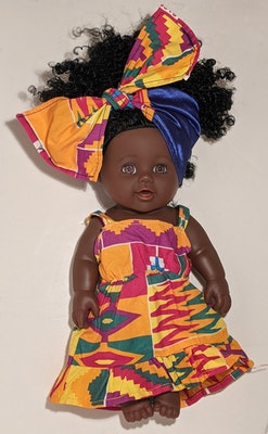 Designed by Florence Shanice Ima Doll