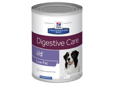 Hill's Prescription Diet i/d Low Fat Digestive Care Canned Dog Food 12 x 370g