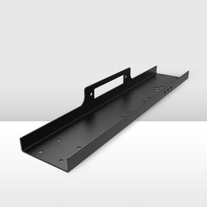 Universal Steel Winch Mount Mounting Plate Cradle Truck 9000lbs-14500lbs