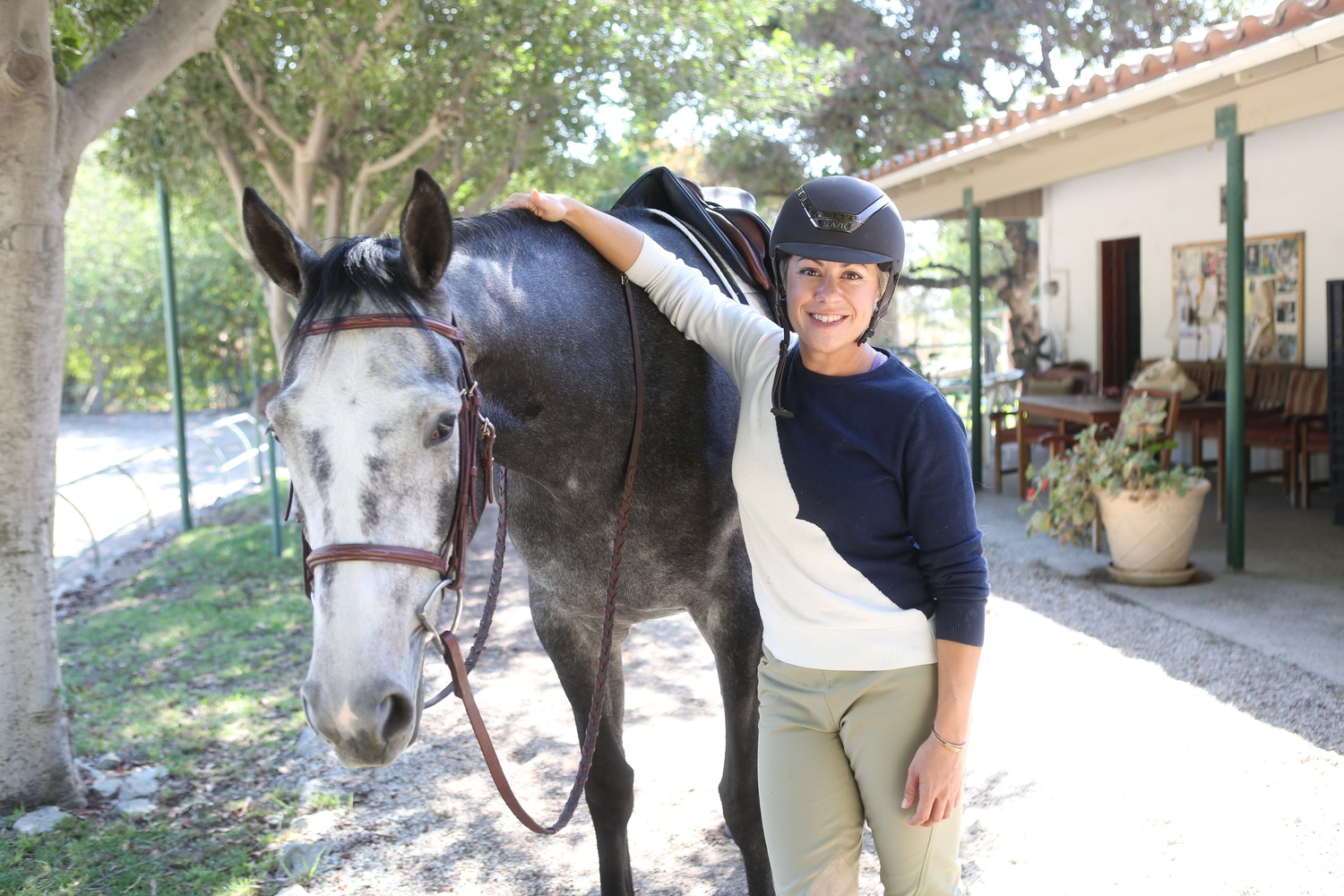 SynNutra Equine's Maria Falgione: Just Do It