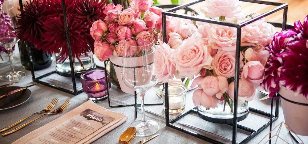 I Heart Flowers Wedding Styling LENZO