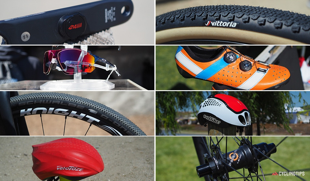 Component, accessory highlights from the 2016 Sea Otter Classic