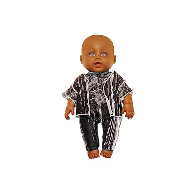 Designed by Florence Ikemba Solami Doll