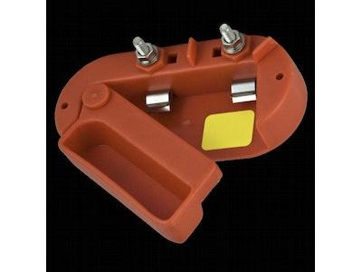 JVA Swivel Cut Out Switch - Yellow