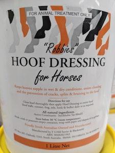 """""""Robbies"""" Hoof Dressing"""