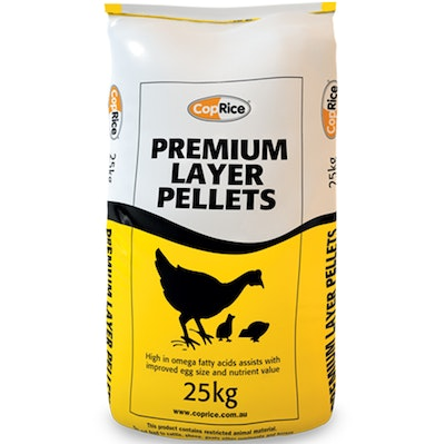 Coprice Premium Layer Laying Hen Pellets Feed for Egg Size 25kg