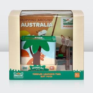 Mizzie the Kangaroo Toddler Learning Time Gift Pack