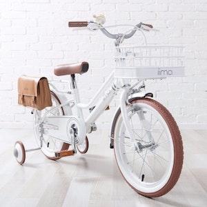 "iimo 16"" Kids Bike (White)"