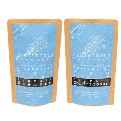 Grassroots Movement Australia DUO Pack (Hydrate shampoo and conditioner)