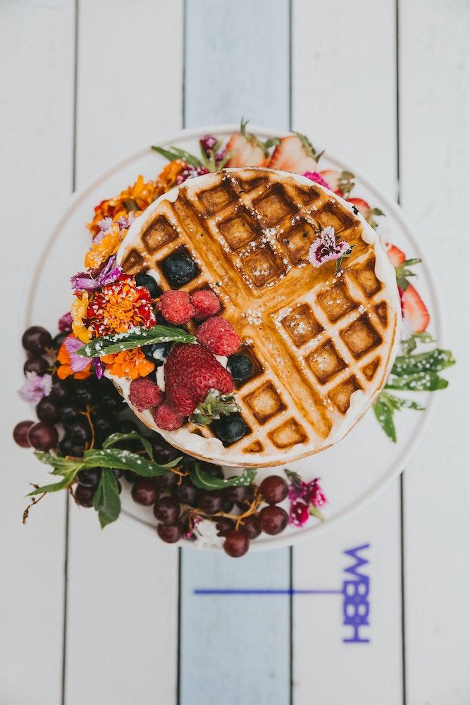 Alternative Cake Ideas Waffle