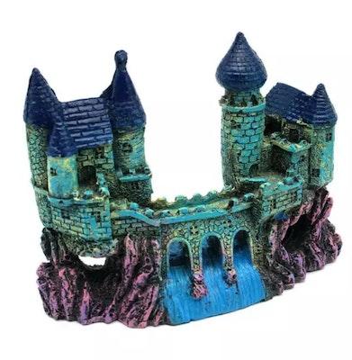 Aqualife Aquarium Castle Ornament B08-71