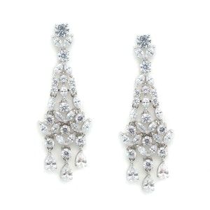 Sahara wedding earrings