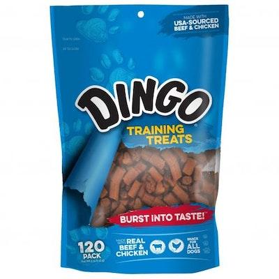 Dingo Training Dog Treats 120 Pack