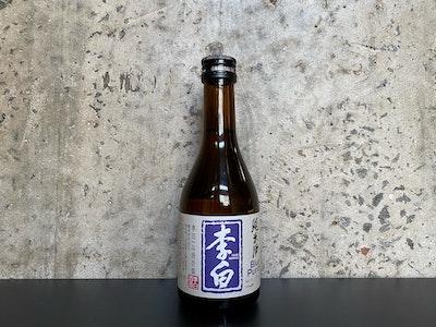 Rihaku Junmai Blue Purity 300ml