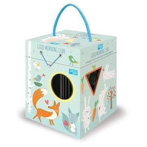 Sassi Junior Sassi - Good Morning Sorting Box and Book