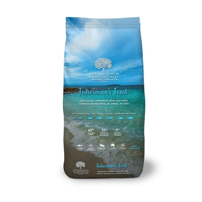 Vetalogica Biologically Appropriate Dog Fisherman's Feast Fish Dry Dog Food 11KG